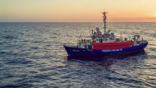 Mission Lifeline envi peticin de ayuda a Espaa tras
