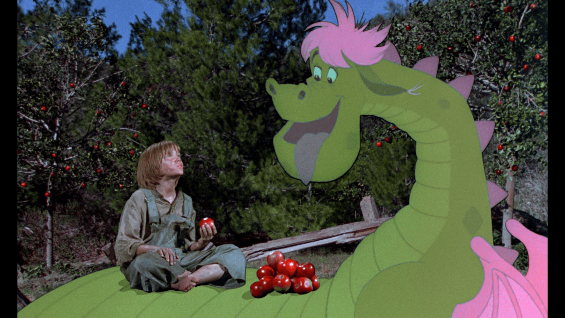 Image result for pete's dragon 1977