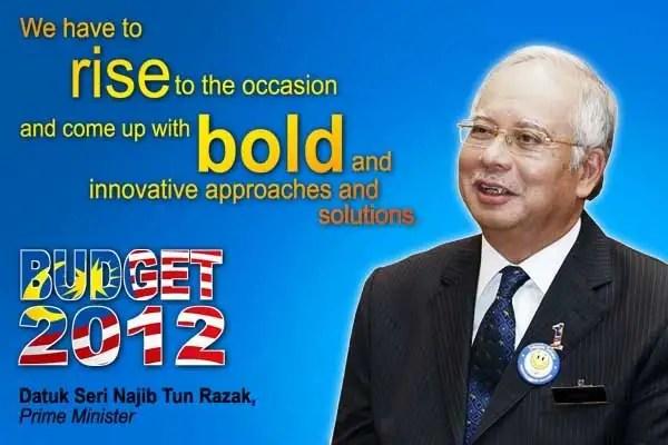 budget 2012, ramalan budget 2012, poster budget 2012, ucapan budget 2012 ds najib tun razak, ramalan budget 2012 malaysia.