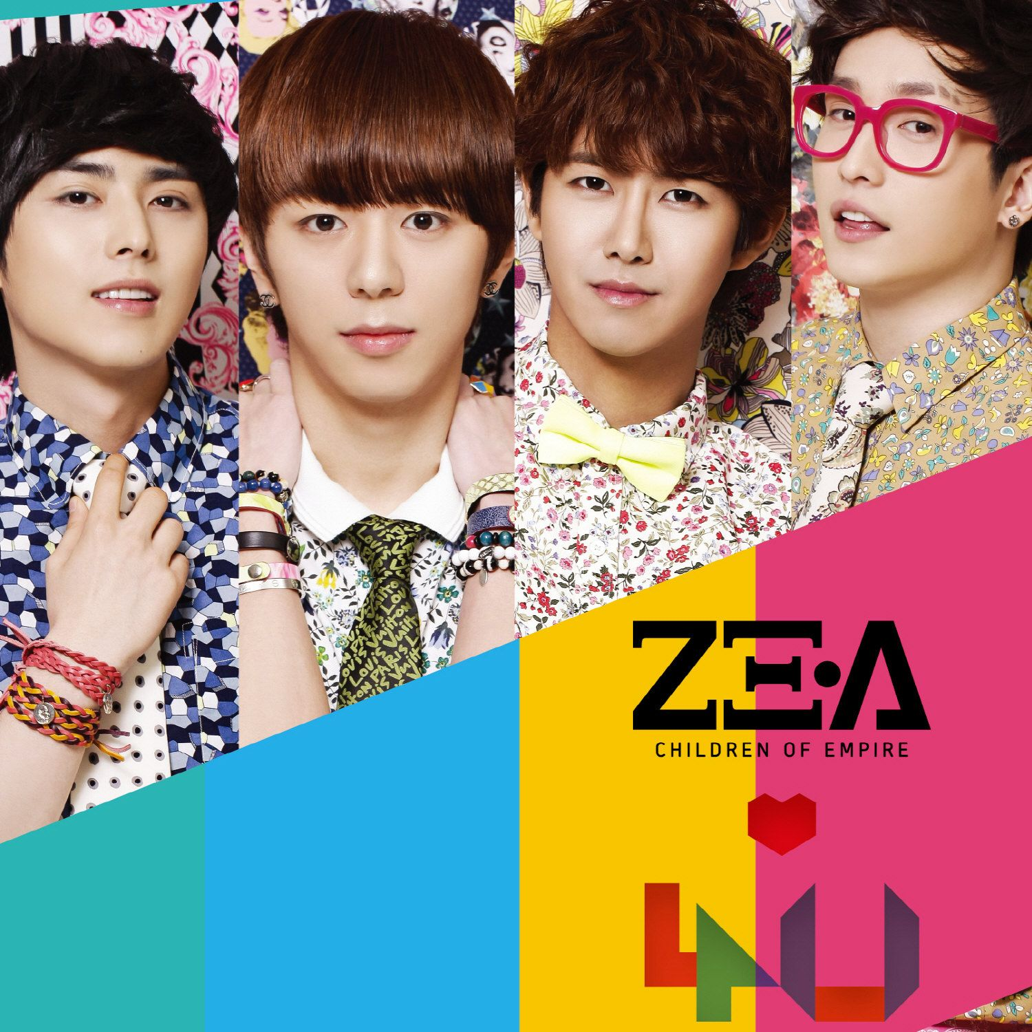 [Single] ZE:A 4U - Oops!! ~ Apusa!! ~ [Japanese]