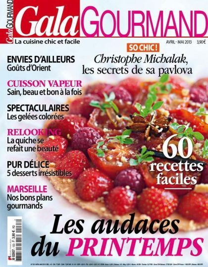 Gala Gourmand N°133 Avril Mai 2013