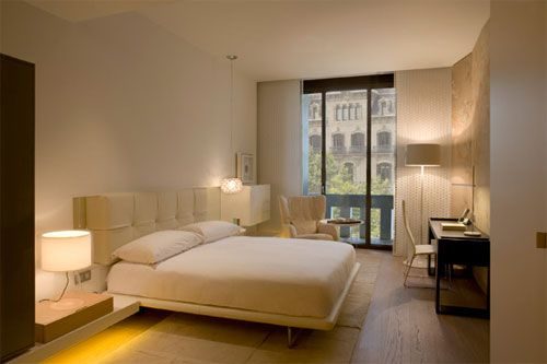Maset, iluminación (Hotel Mandarin)