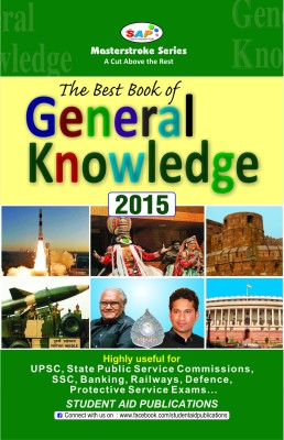 Buy The Best Book of General Knowledge 2015: Book