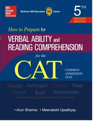 Buy How to Prepare for Verbal Ability and Reading Comprehension for the CAT 5th Edition: Book