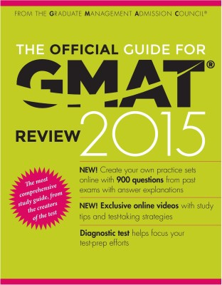 Buy The Official Guide for GMAT Review 2015: Book