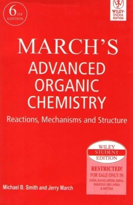 Image result for March advanced organic chemistry