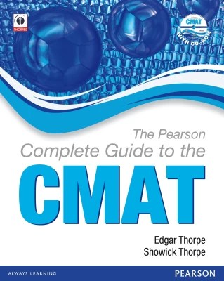Buy The Pearson Complete Guide to the CMAT(With CD-ROM) 1st Edition: Book