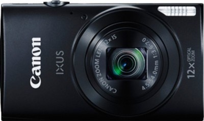 Key Features of Canon Digital IXUS 170 Point & Shoot Camera