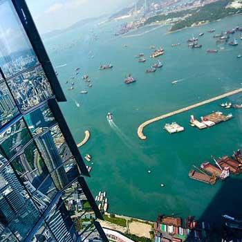 維港美景舒適享受半天遊-香港1日遊線路-Hopetrip旅遊網