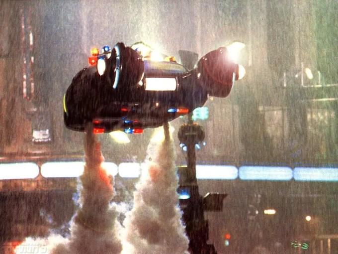 bladerunner041012 - Así iban a ser los coches del futuro, según la ciencia-ficción