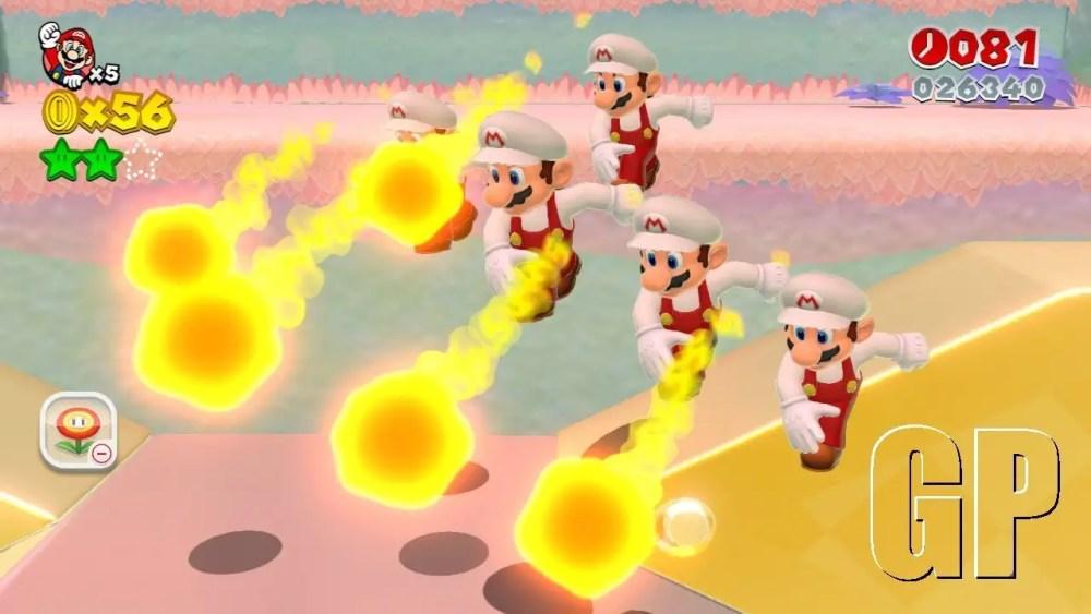 Super Mario 3D World - New Screenshots ! (6/6)