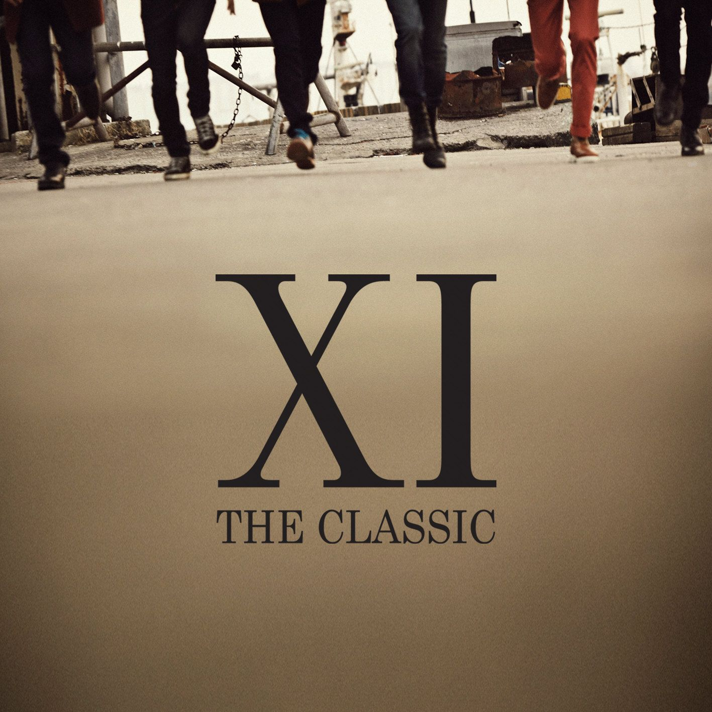 [Album] Shinhwa - THE CLASSIC [VOL. 11]
