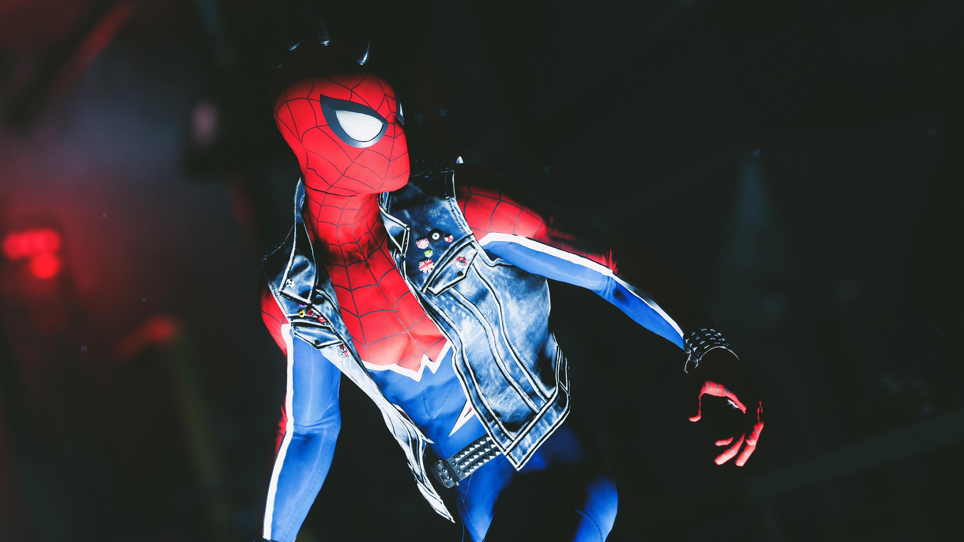 Man Spider Scorpion 2099
