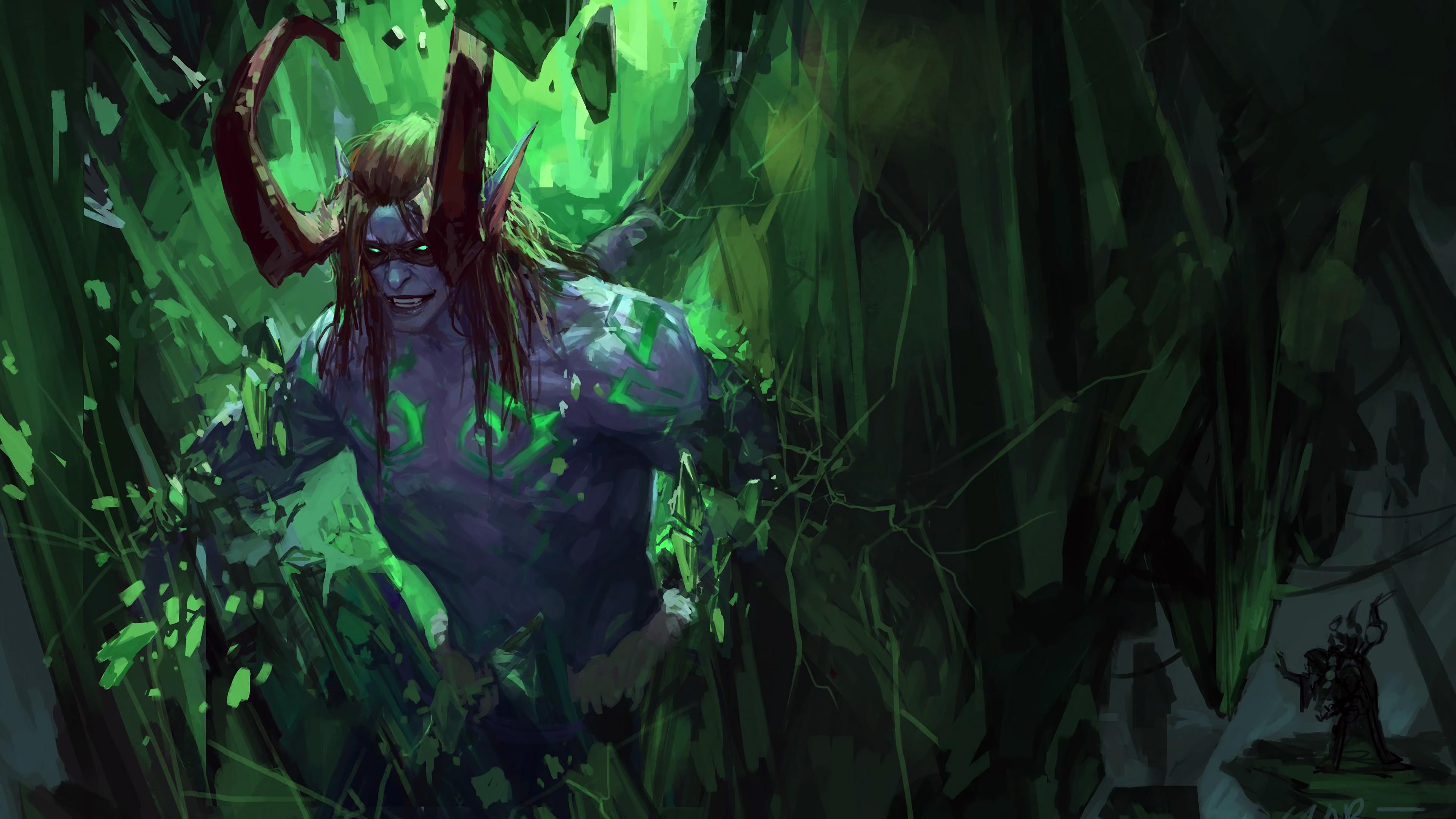 World Of Warcraft WoW 4K 8K HD Wallpaper 6