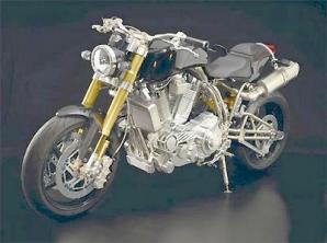 5 Sepeda motor termahal di dunia