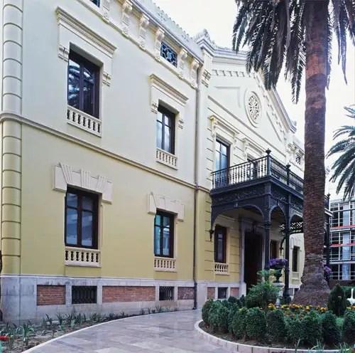 Hotel Hospes Palacio de los Patos, Granada