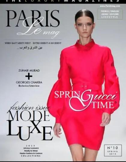 Paris Le Mag (Spring - Summer 2013)