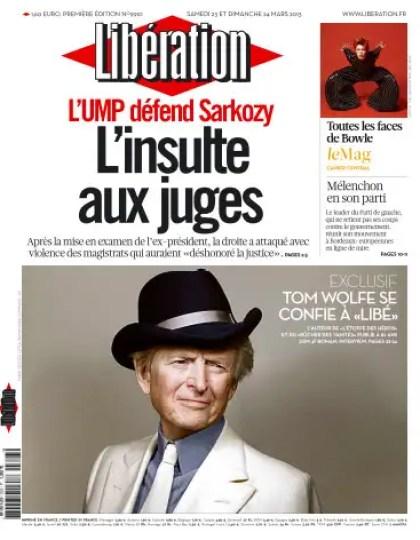 Libération Samedi 23 et Dimanche 24 Mars 2013