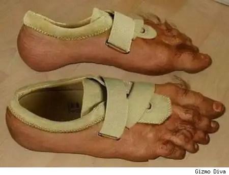 footweardesigns13 - Diseños extraños de zapatos
