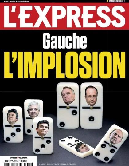 L'Express N°3224  du 17 au 23 Avril 2013