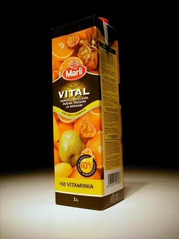 Marli Vital 10 vitamiinia