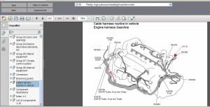 Volvo Wiring diagram XC90 ,XC70,XC60,V70,V50,S80,S60,S40