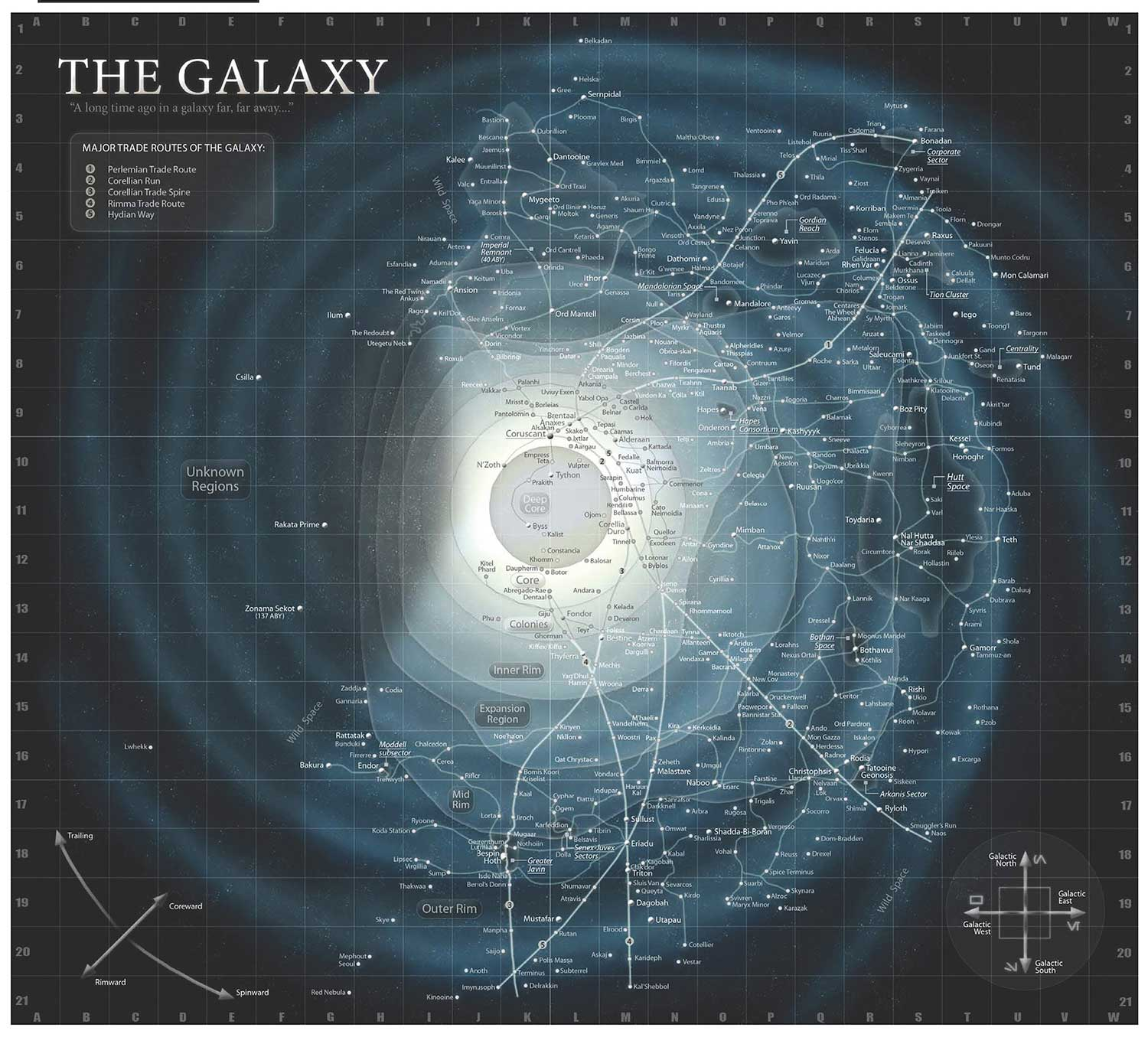 Star Wars The Old Republic Galaxy Maps Gaming Phanatic - Star wars old republic us map