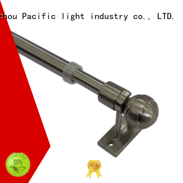 pacific curtain rods