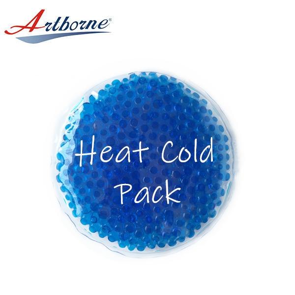 microwave football gel beads cooling