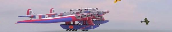76453803 - Fortalezas Voladoras Rusas