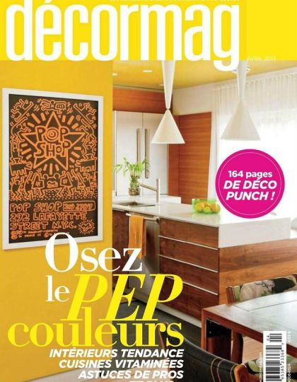 Décormag - Avril 2013