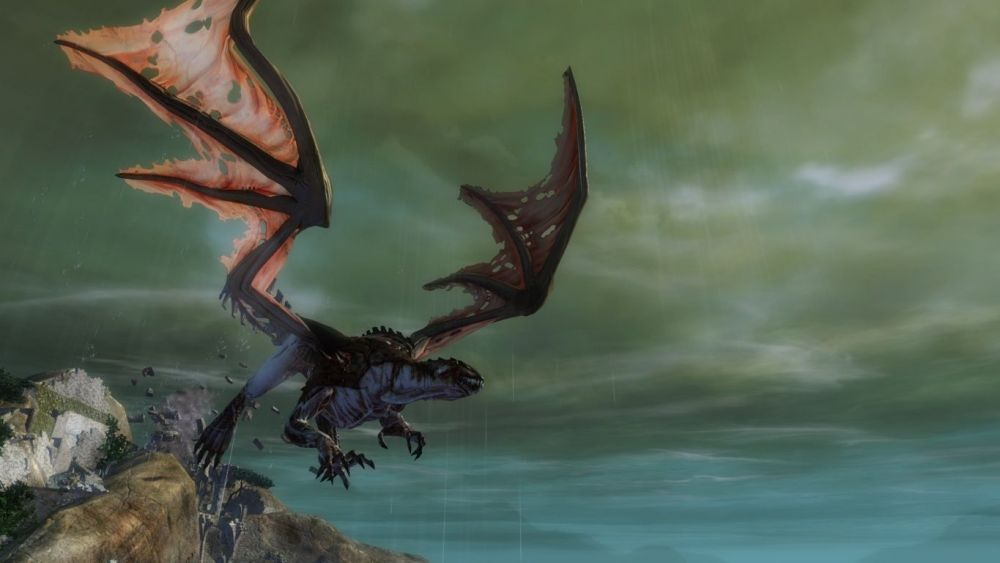GUILD WARS 2 - Screenshots to support the announcement of the Tequatl Rising update - Live in game Sept 17 ! (1/6)