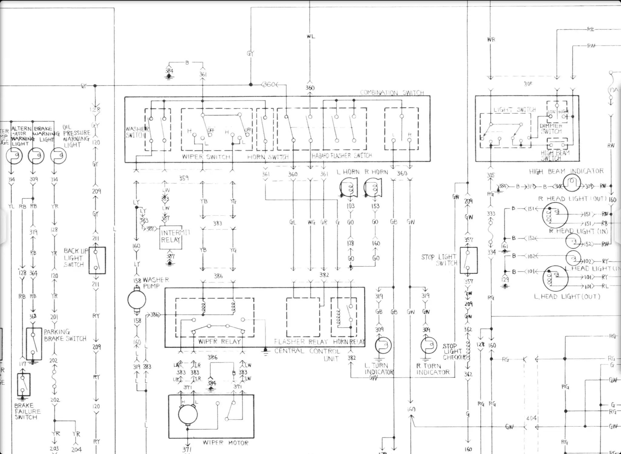 Holden Vs Ute Wiring Diagram