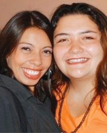 Alejandra Ley y Marlene Tovar