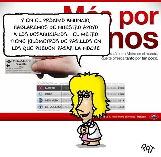 esperanzaaguirremetroma - Quién está dañando a España
