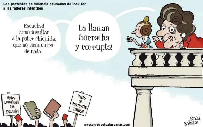 intifalla - Quién está dañando a España
