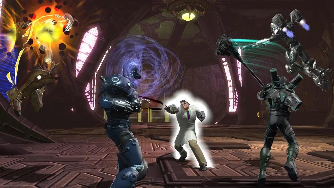 Dc Universe Online Nexus