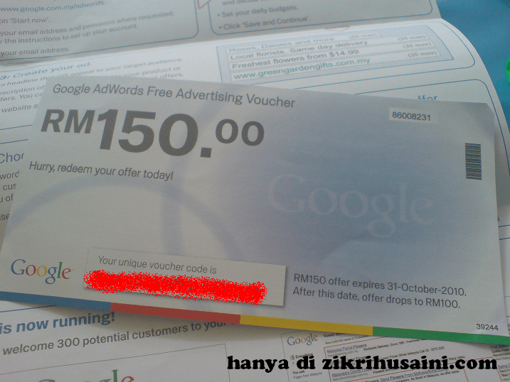 google, google adswords, voucher google adswords, surat saman google,
