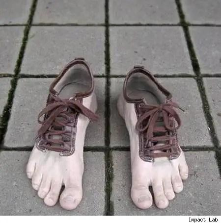 footweardesigns18 - Diseños extraños de zapatos