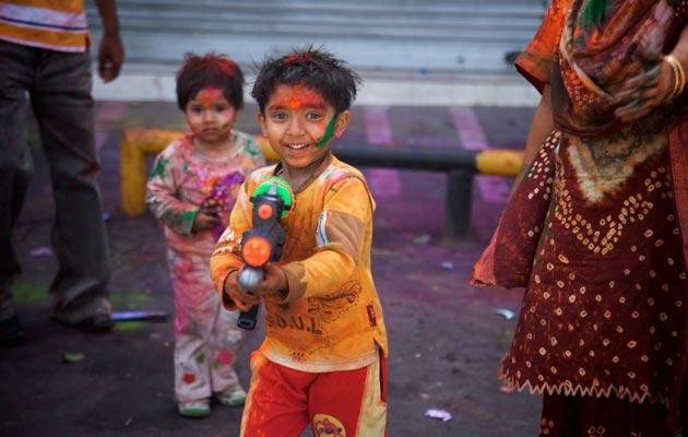 印度傳統色彩節繽紛來襲 今個3月染上你的專屬色彩!-澳門活動資訊-Hopetrip旅遊網