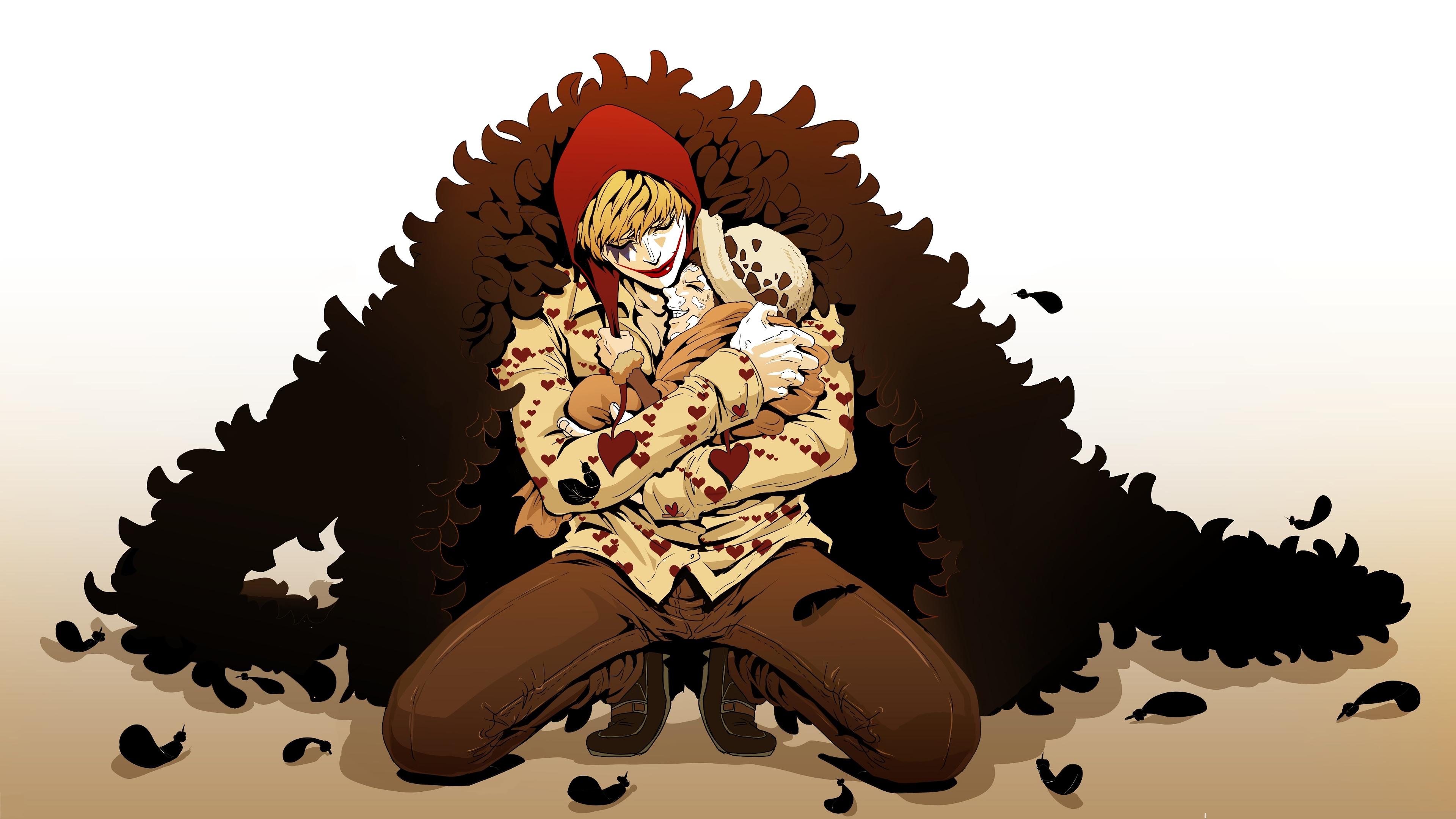 One Piece 4K 8K HD Wallpaper 5