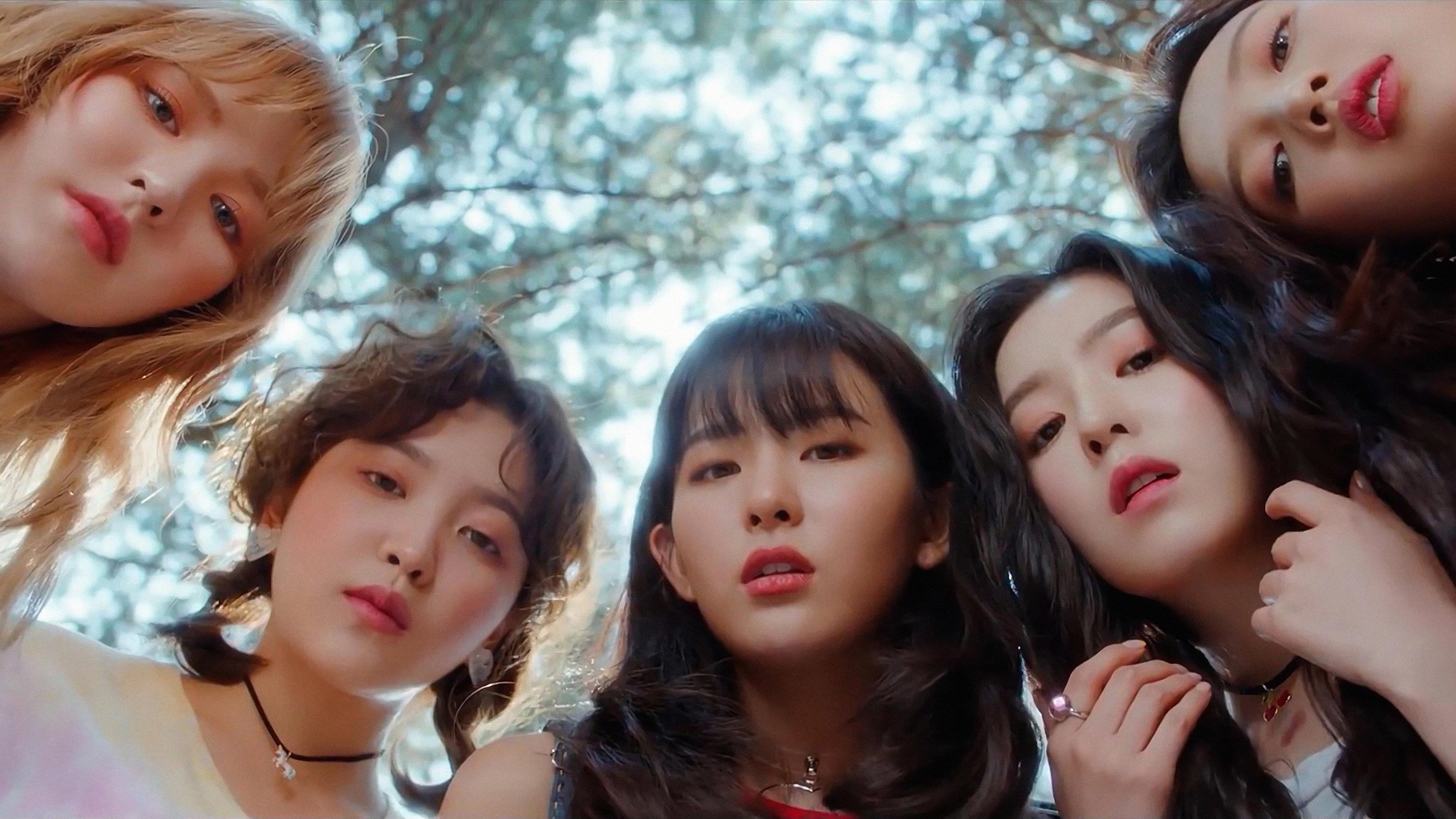 Irene Red Velvet Wallpaper 4k