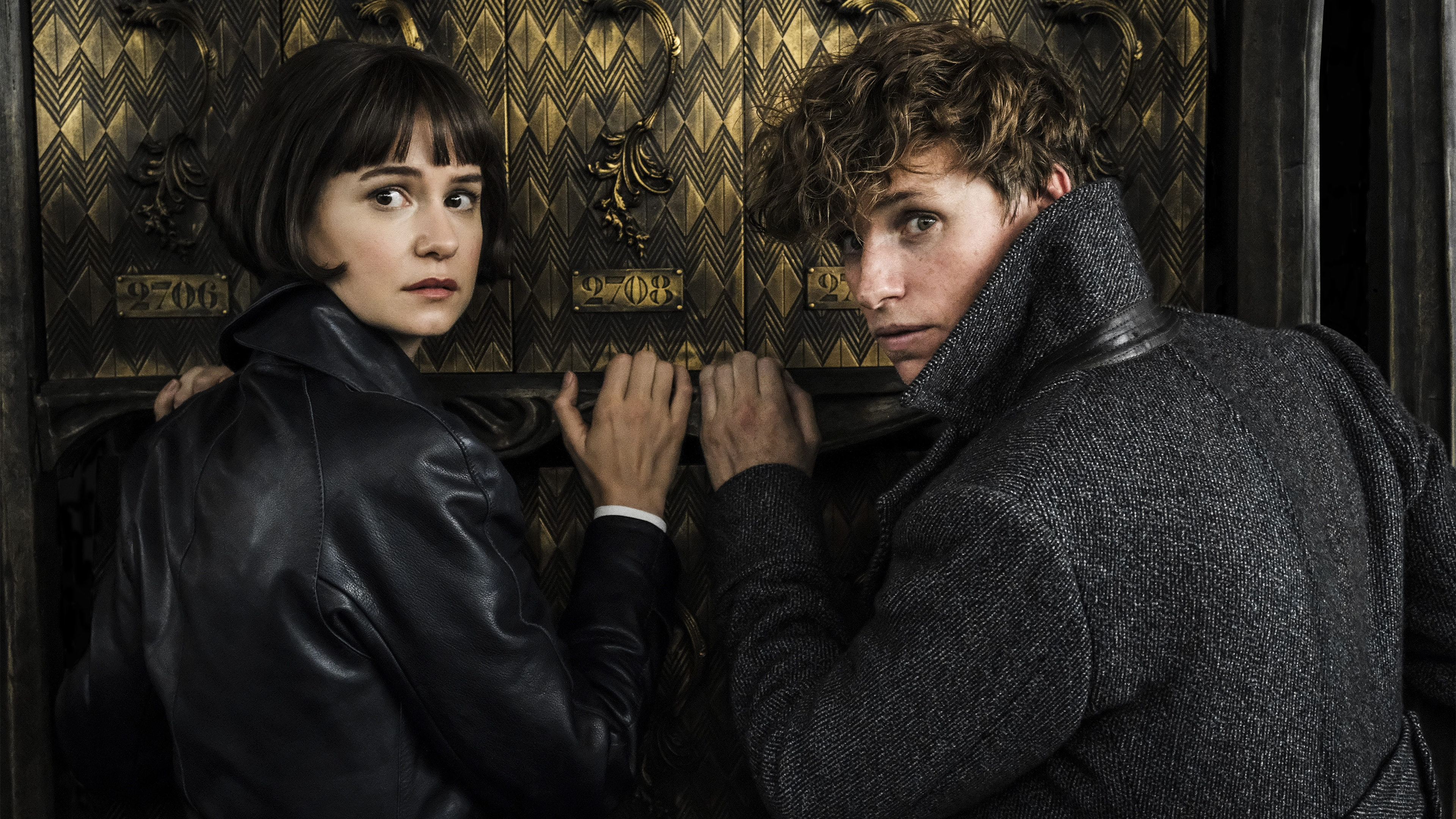 Fantastic Beasts The Crimes Of Grindelwald Movie 2018