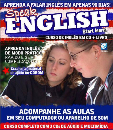 Speak English – Aprenda Inglês em Apenas 90 Dias