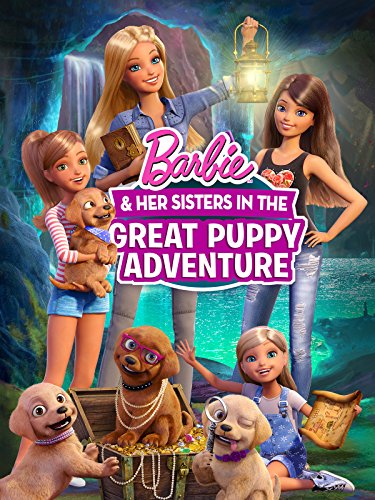 Barbie and Her Sisters in the Great Puppy Adventure 2015 DVDRip X264-iNFiDEL