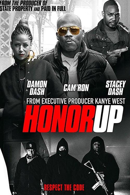 Honor Up 2018 HDRip XviD AC3-EVO