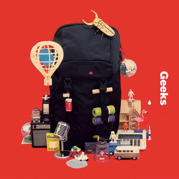 [Album] Geeks - Backpack [VOL. 1]
