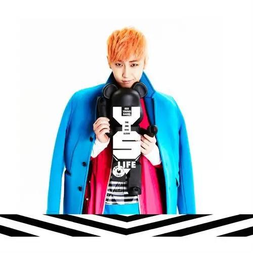 [Mini Album] Heo Young Saeng - Life [3rd Mini Album]