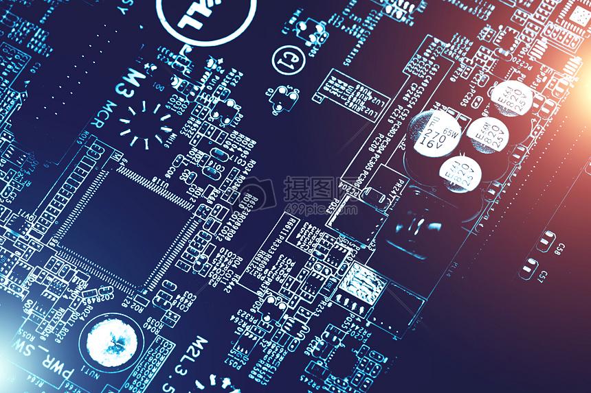 芯片電子電路板科技素材圖片素材-正版創意圖片500514853-攝圖網