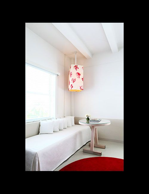Hotel Townhouse Miami, India Mahdavi